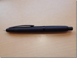 【レビュー】PILOTの「キャップレス万年筆」を買ってみた!