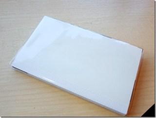 万年筆のメモ書きにピッタリのメモ帳。「MDノート(新書版サイズ)」