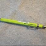 最強のシャープペンシルを発見!ZEBRA 「Color Flight 0.3mm」
