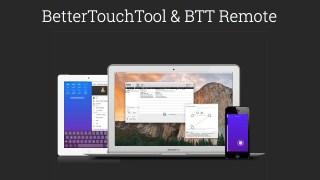 馴染めなかったBetterTouchToolを使いこなすためのシンプルなジェスチャーを考えてみた!!
