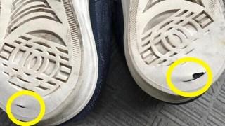 Boseイヤフォンの亀裂・断線はこれで解決❕ 靴用補修材 SHOOGOOが大活躍