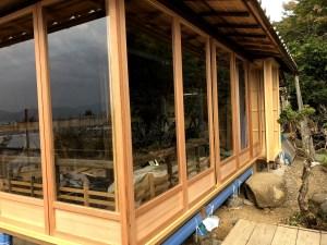数寄屋 木製建具