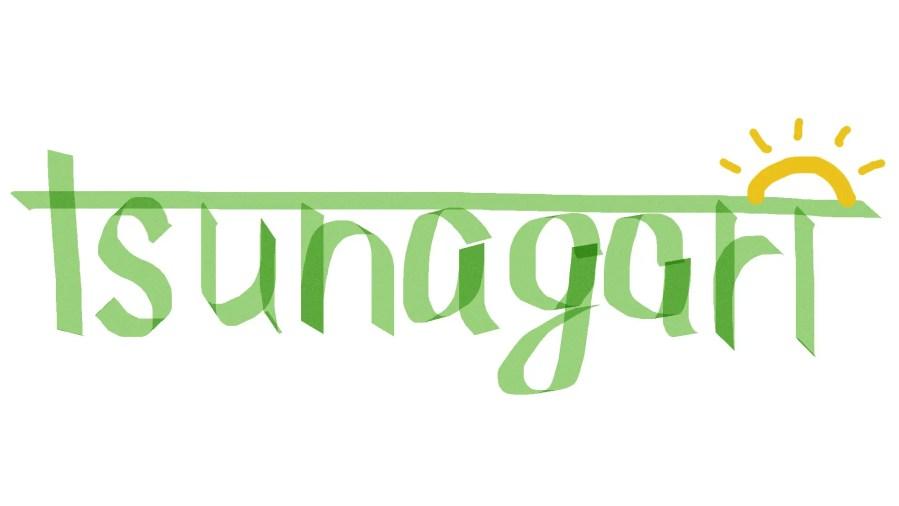 つながり ロゴ tsunagari