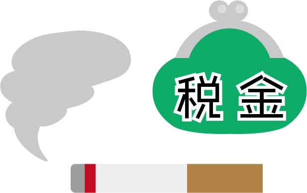 たばこ税のイメージ