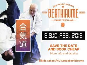 seminario claude aikido