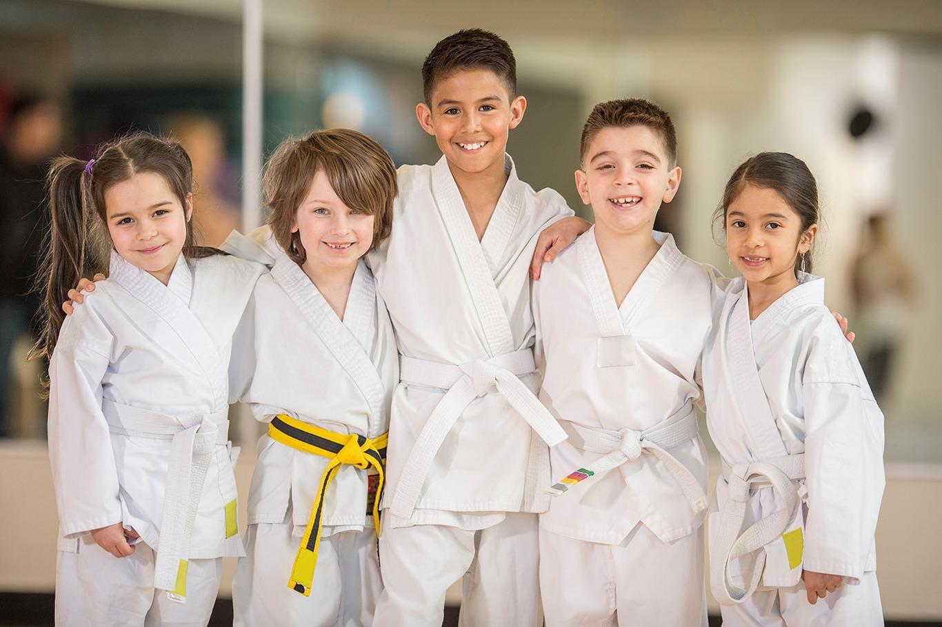 aikido niños en benicalap