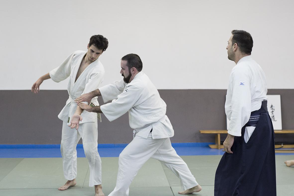 seminario de aikido grupo valencia