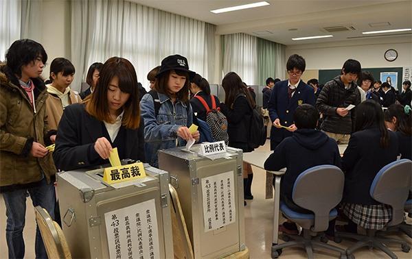 18歳選挙権の影響