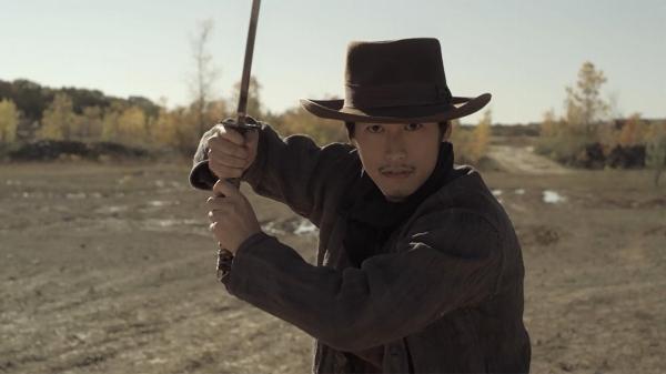 荒野のピンカートン探偵社 ディーンフジオカ