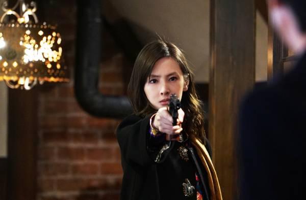 「探偵はBARにいる3」謎の女マリ(北川景子)