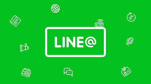 マッチングアプリのサクラはLINEに公式マーク