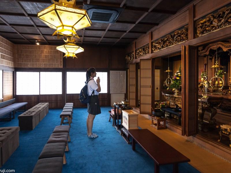 2016.6.7 海外からの御来寺[シンガポール]