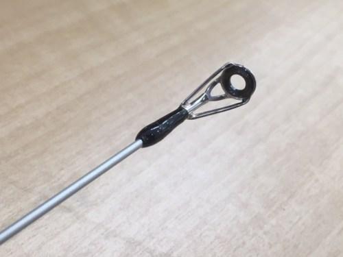 シマノ ロッド 修理
