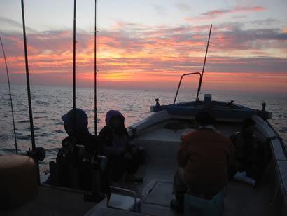 釣り船角田ホームページリニューアルしました