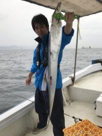 タチウオ106cm