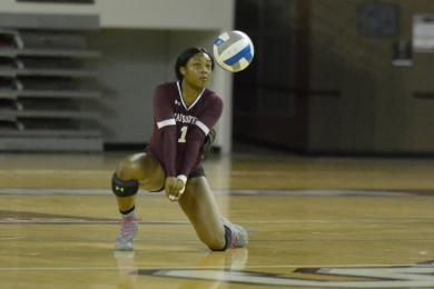 Volleyball Prepares For 2021 Home Opener Friday Afternoon