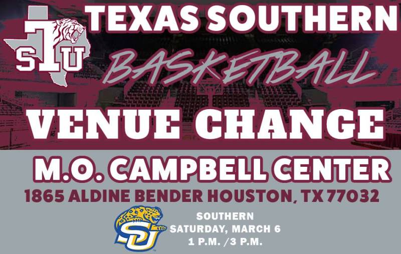 Basketball Teams Close Out Regular Season Saturday Afternoon Against Southern At M.O. Campbell Center
