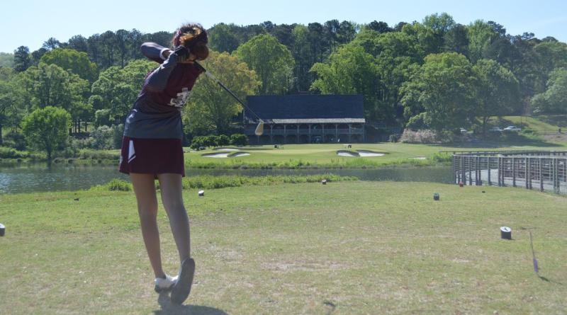 <div>Women's Golf Completes Final Round Of Women's National Collegiate</div>