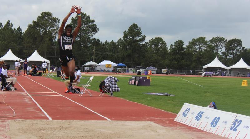 Williams Sets Personal Best Mark At NCAA Preliminary West Round
