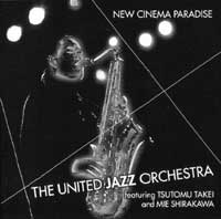 The United Jazz Orchestra / New Cinema Pradice
