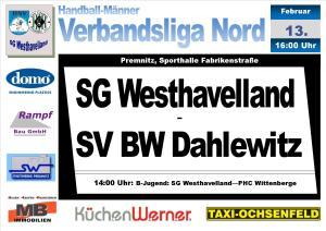 handballplakat2015_Verbandsliga_Dahlewitz
