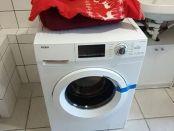 DANKE für die neue Waschmaschine!!