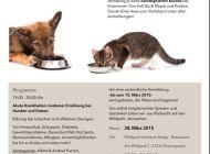 Haustier in Gefahr - Kostenfreier Vortrag