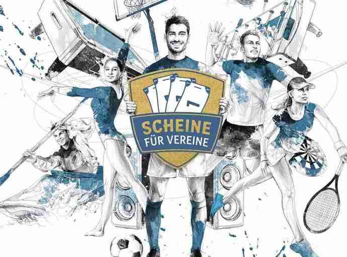 Scheine für Vereine – TSV Warzen