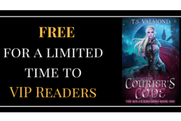The Courier's Code cover image Free to VIP readers