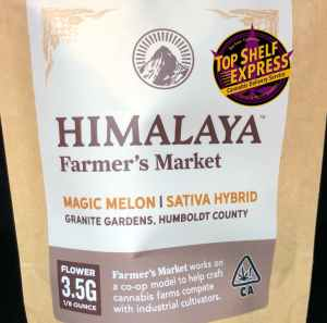 Himalaya – MAGIC MELON : Flower 3.5g