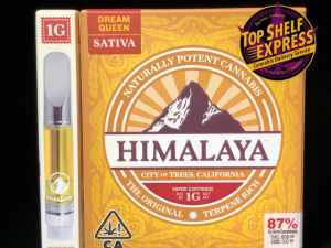 Himalaya – DREAM QUEEN : Cart 1g