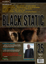 Item image: Black Static 25 Cover