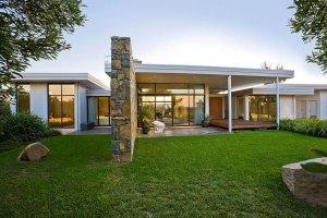 Namima House - classic midcentury modern style
