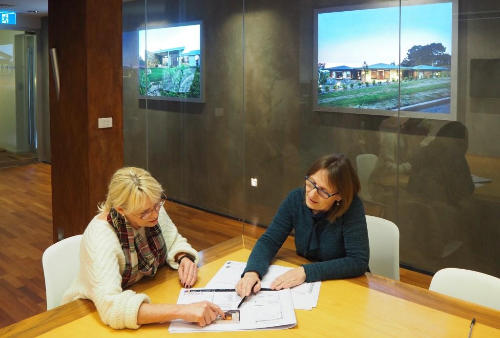 TT Architecture consultation