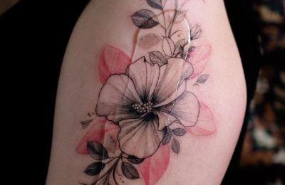 Yeonji Tattoo