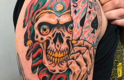 Pawel Tattoo