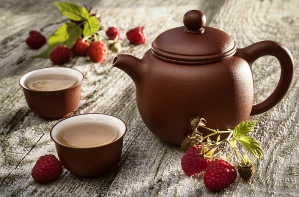 Chinese traditional tea- Fu Pen Zi