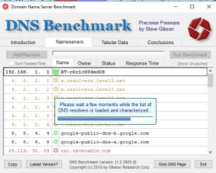 3 DNS Benchmark GRC