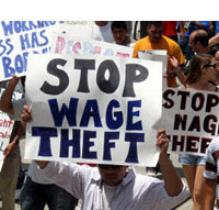 A Citizen's Perspective: Wage Theft