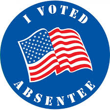 Last Chance to Vote by Absentee