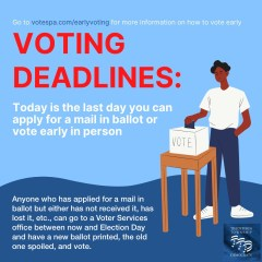 What If My Mail-In Ballot Goes Missing?