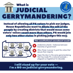 Say No to Judicial Gerrymandering