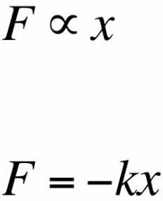 Hookes Law — Canyon Physics
