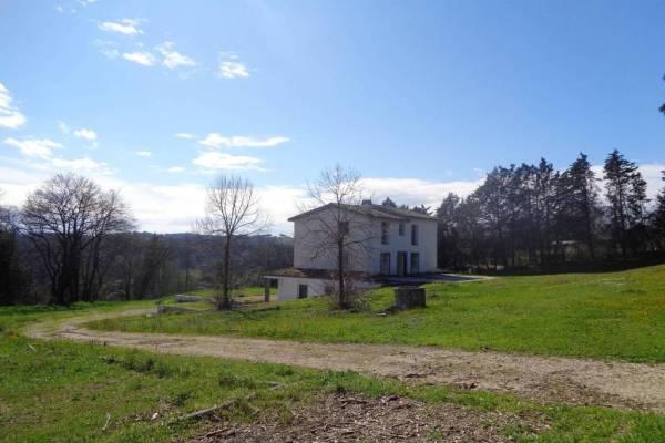 Villa unifamiliare nel parco