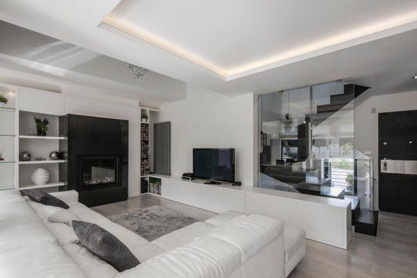 Villa design moderno