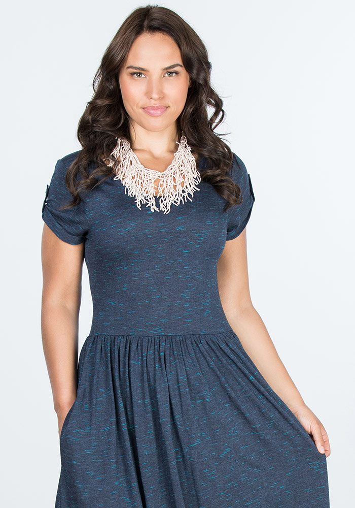 Knit Skirts With Pockets
