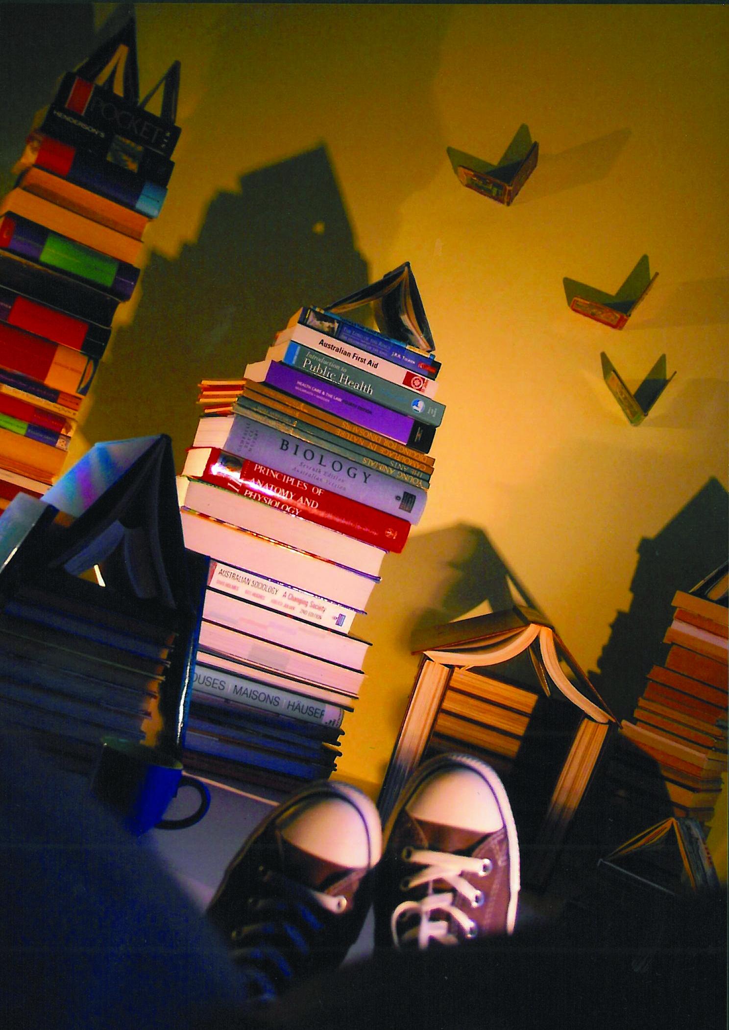 Staff Choice - 'Beyond the book'