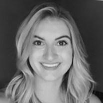 Black & White Headshot of Ashley Pryor