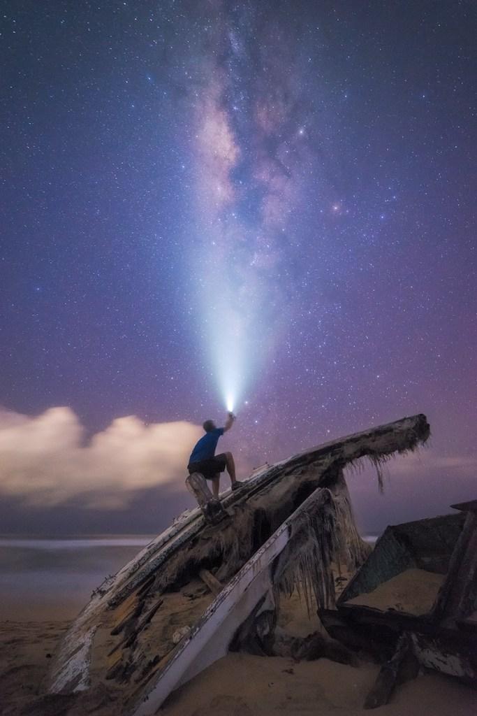 Bali, Milky Way