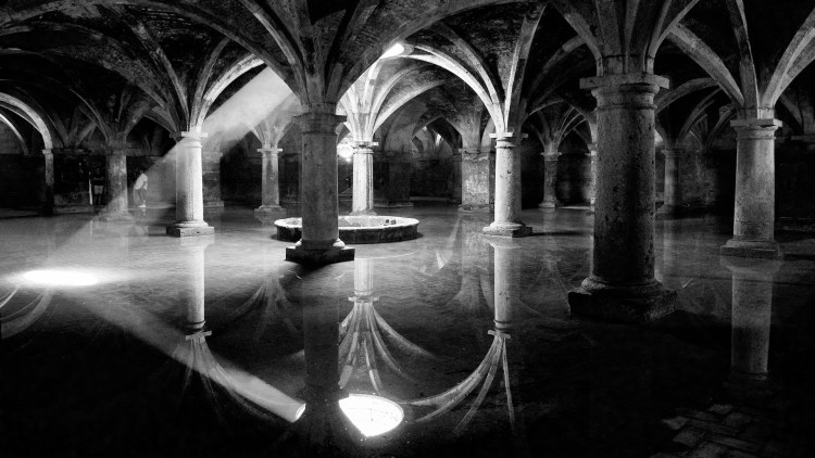 El Jadida Cistern Interior